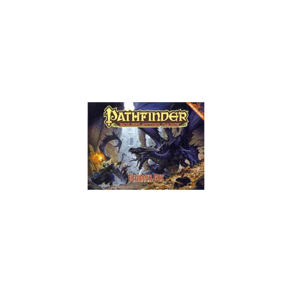 Pathfinder Roleplaying Game - Beginner Box (Paperback) (Jason Bulmahn & Sean K. Reynolds)