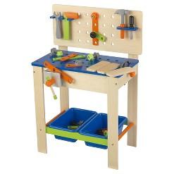 KidKraft Deluxe Workbench with Tools