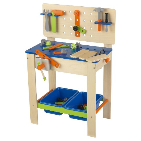 KidKraft Deluxe Workbench with Tools - image 1 of 5