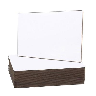 "24pk 9"" x 12"" Dry Erase Boards - Flipside"