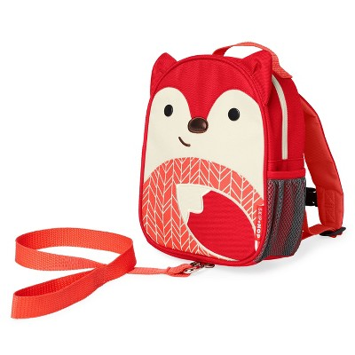 Skip Hop Zoo Little Kids' & Toddler Harness Backpack - Fox