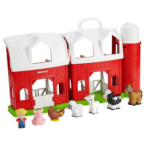 Fisher-Price Little People Animal Friends Farm : Target