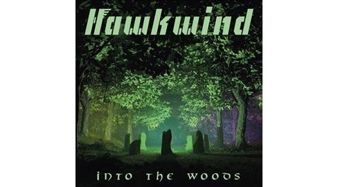 Hawkwind - Into The Woods (CD) - image 1 of 1