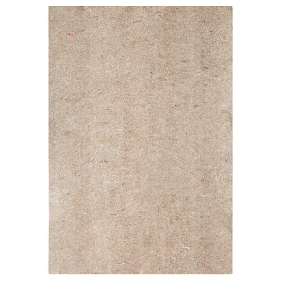 5'x7' Solid Rug Pad Brown - Mohawk
