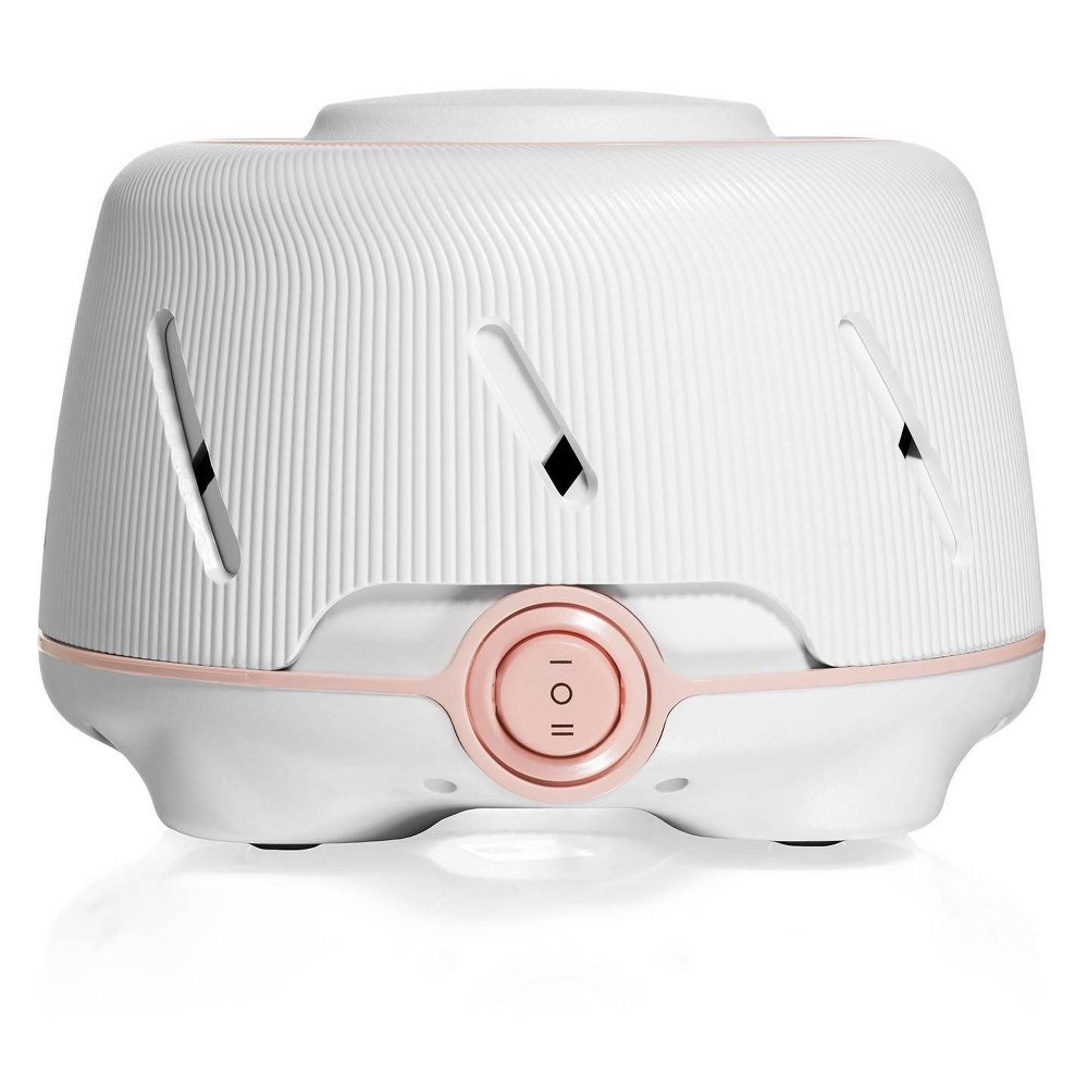 Image of Marpac Dohm Elite Natural White Noise Sound Machine - White/Pink Accent