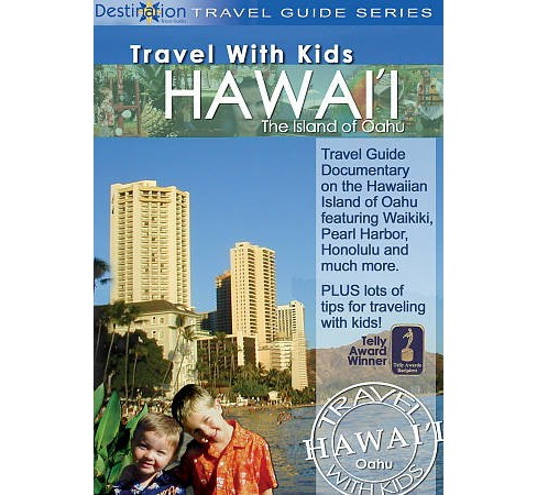 Travel With Kids:Hawaii Oahu (DVD) - image 1 of 1