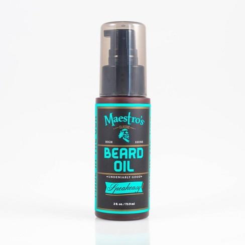 Maestro's Classic Speakeasy Blend Beard Oil - 2 fl oz - image 1 of 4