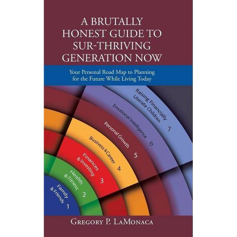 A Brutally Honest Guide to Sur-Thriving Generation Now - by  Gregory P Lamonaca (Hardcover) - image 1 of 1