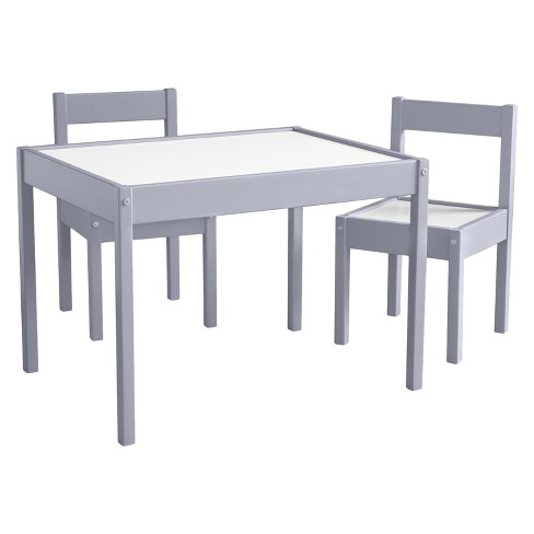 Tahoe 3pc Kiddy Table And Chair Set Baby Relax