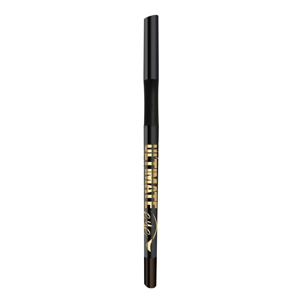 Image of L.A. Girl Ultimate Eyeliner - Deepest Brown - 0.01oz