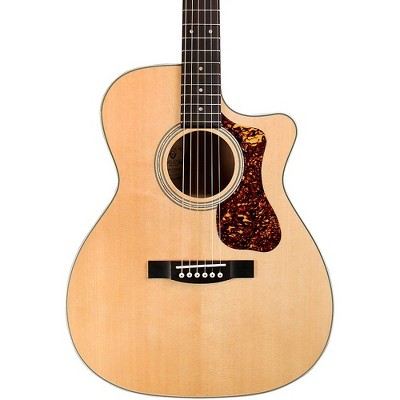 Guild OM-140CE Westerly Collection Orchestra Acoustic-Electric Guitar