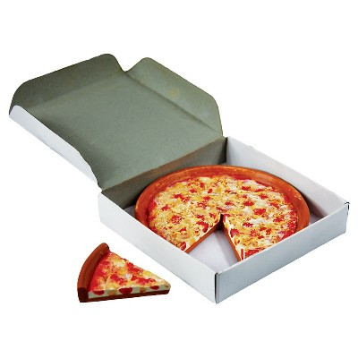 """The Queen's Treasures 18"""" Doll Food Kitchen Accessories, Cheeze Pizza With Cut Out Slice & Real Pizza Box"""