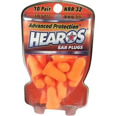Hearos Advanced Protection 10-Pair