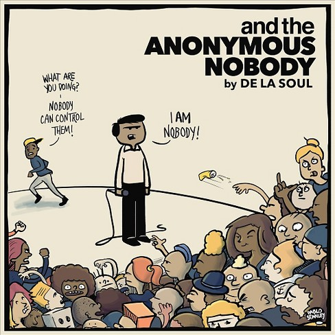 De la soul - And the anonymous nobody (Vinyl) - image 1 of 1