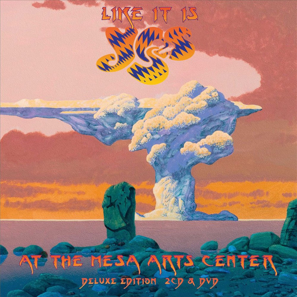 Yes - Like It Is:Yes Live At The Mesa Arts (Vinyl)