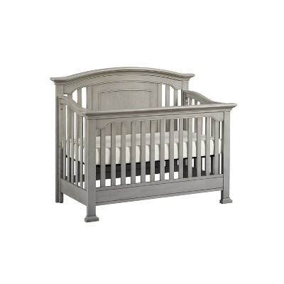 Baby Cache Windsor 4-in-1 Convertible Crib - Ash Gray