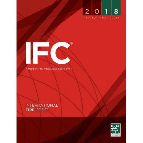 2018 International Fire Code - by  International Code Council (Paperback) - image 1 of 1