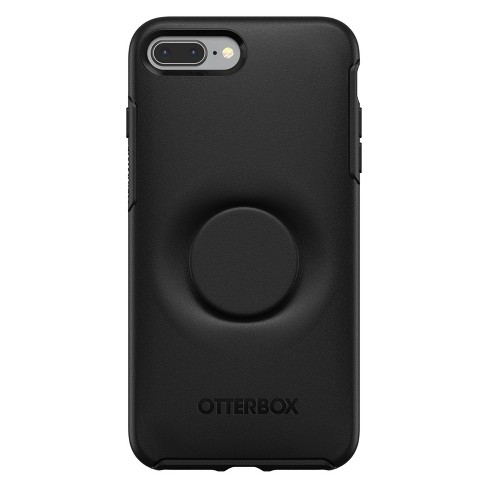 newest 28af0 28282 OtterBox Apple iPhone 8 Plus/7 Plus Otter + Pop Symmetry Case (with PopTop)