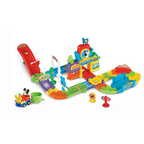 VTech Go! Go! Smart Wheels Mickey Mouse Choo-Choo Express - image 1 of 10