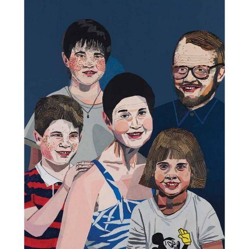 Jonas Wood: Portraits - (Hardcover) - image 1 of 1