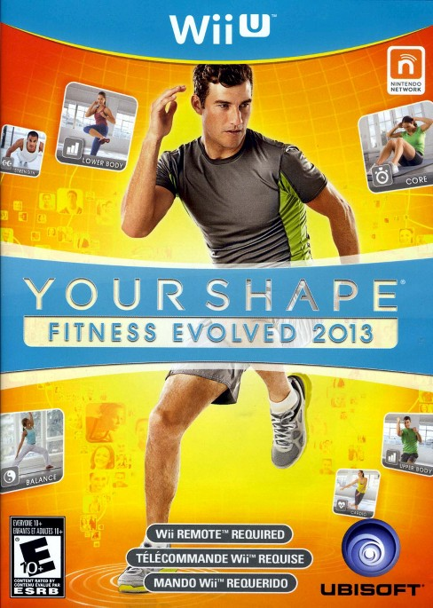 Your Shape: Fitness Evolved 2013 PRE-OWNED Nintendo Wii U - image 1 of 1