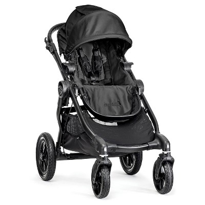 Baby Jogger City Select Single Black Frame Stroller - Black
