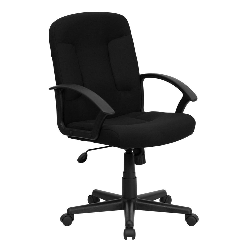 Executive Swivel Office Chair Black - Flash Furniture