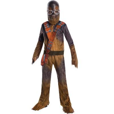 Star Wars Solo Movie Chewbacca Deluxe Child Costume