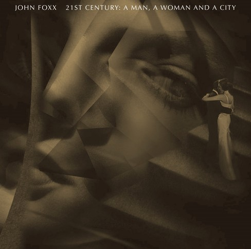 John foxx - 21st century:Man a woman and a city (CD) - image 1 of 1