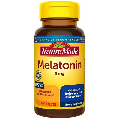 Sleep Aids: Nature Made Melatonin