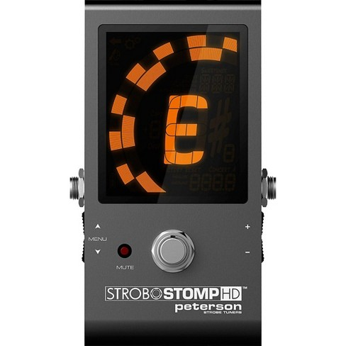 Peterson StroboStomp HD Tuner Pedal - image 1 of 4