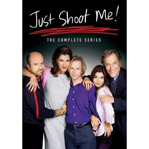 Just Shoot Me: The Complete Series (DVD) - image 1 of 1