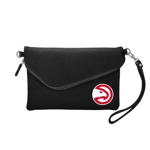 NBA Atlanta Hawks Fold Over Pebble Crossbody Bag - image 1 of 2