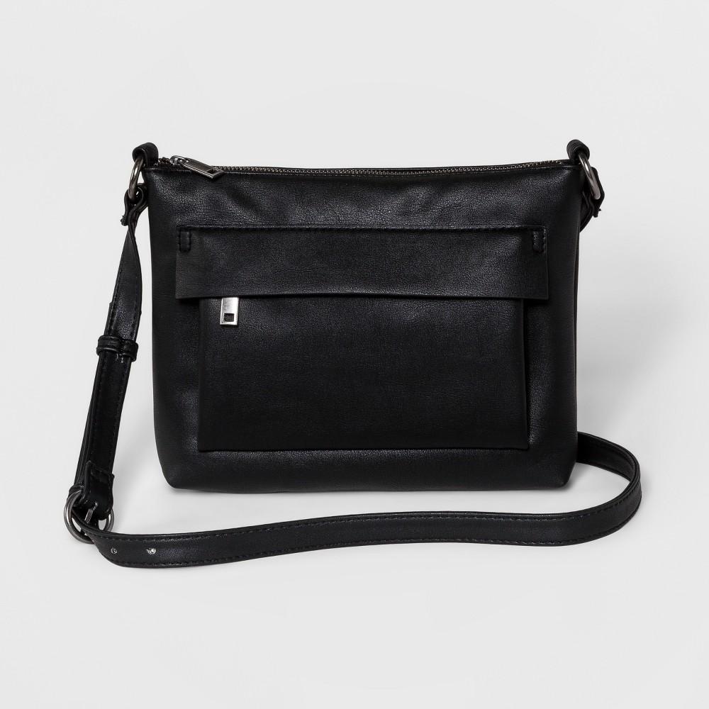 Campbell Crossbody Bag - Universal Thread Black, Women's
