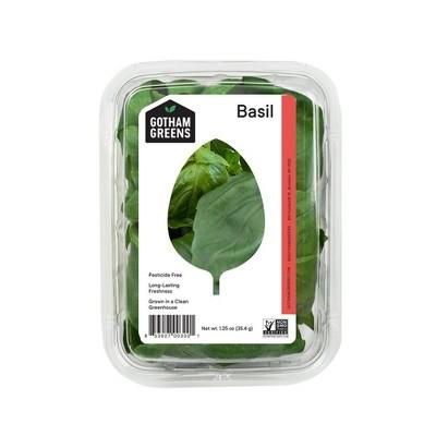 Gotham Greens Basil - 1.25oz Package