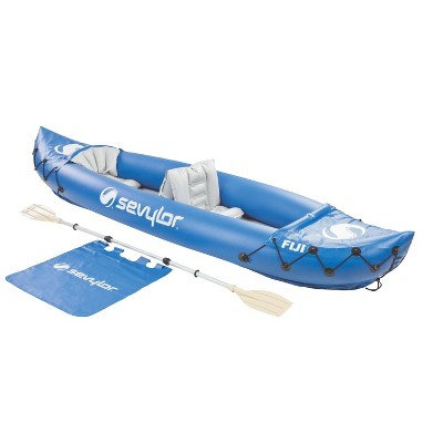 Sevylor Fiji Kayak Travel Inflatable Pack - Blue