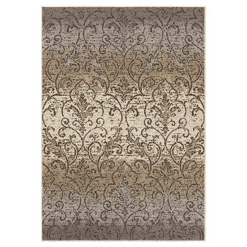 Vinta Gray Rug - Orian - image 1 of 5
