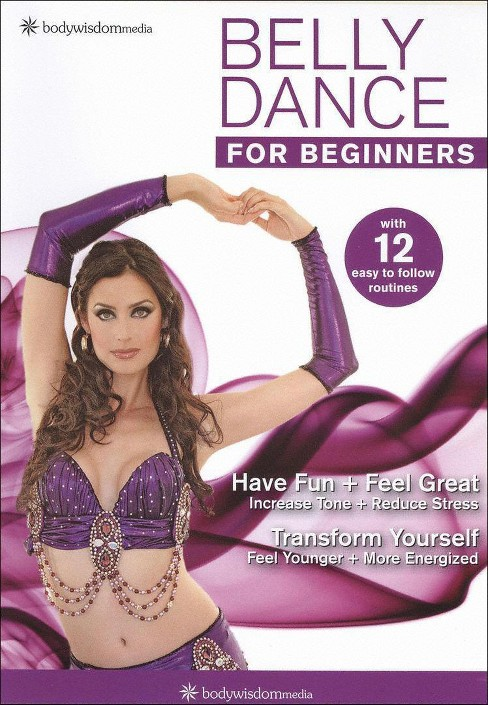 Getting Started With Bellydance (DVD) - image 1 of 1