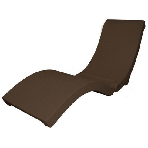 SwimWays Terra Sol Sonoma All Weather Rattan Swimming Pool Chaise Lounge Float - image 1 of 4