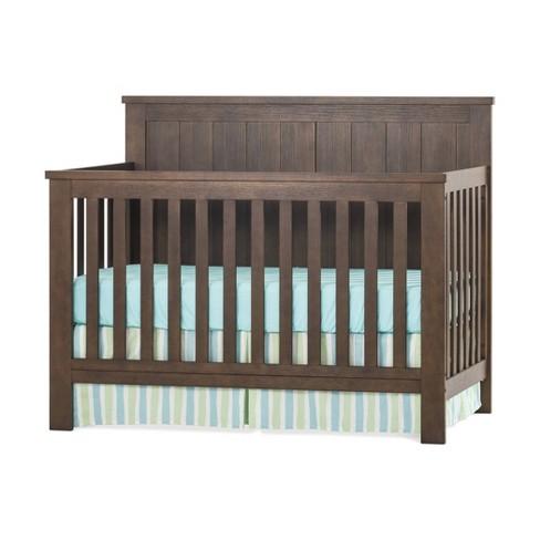 Child Craft Calder 4-in-1 Convertible Crib - Brushed Truffle - image 1 of 4