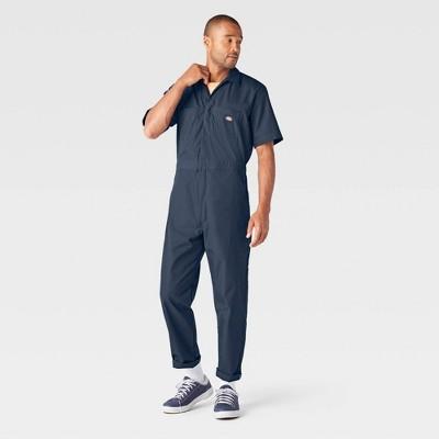 Dickies Men's Big & Tall Short Sleeve Coverall