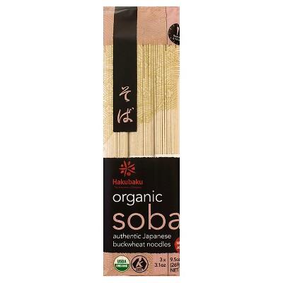 Noodles: Hakubaku Soba