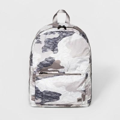 Womens Camo Print Backpack - JoyLab™ Beige