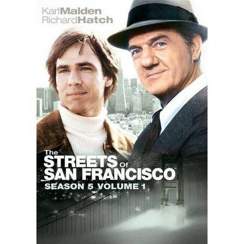 The Streets of San Francisco: Season 5, Volume 1 (DVD) - image 1 of 1