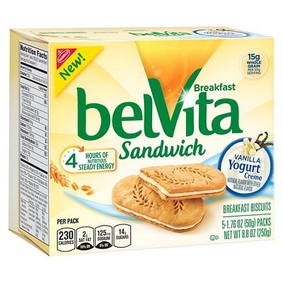 Belvita breakfast ica