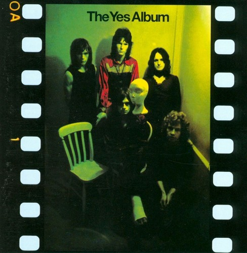 Yes - Yes album (CD) - image 1 of 2