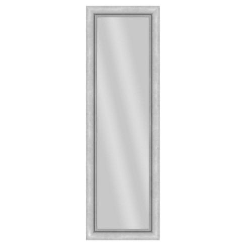 Floor Mirror PTM Images Medium Silver - image 1 of 1