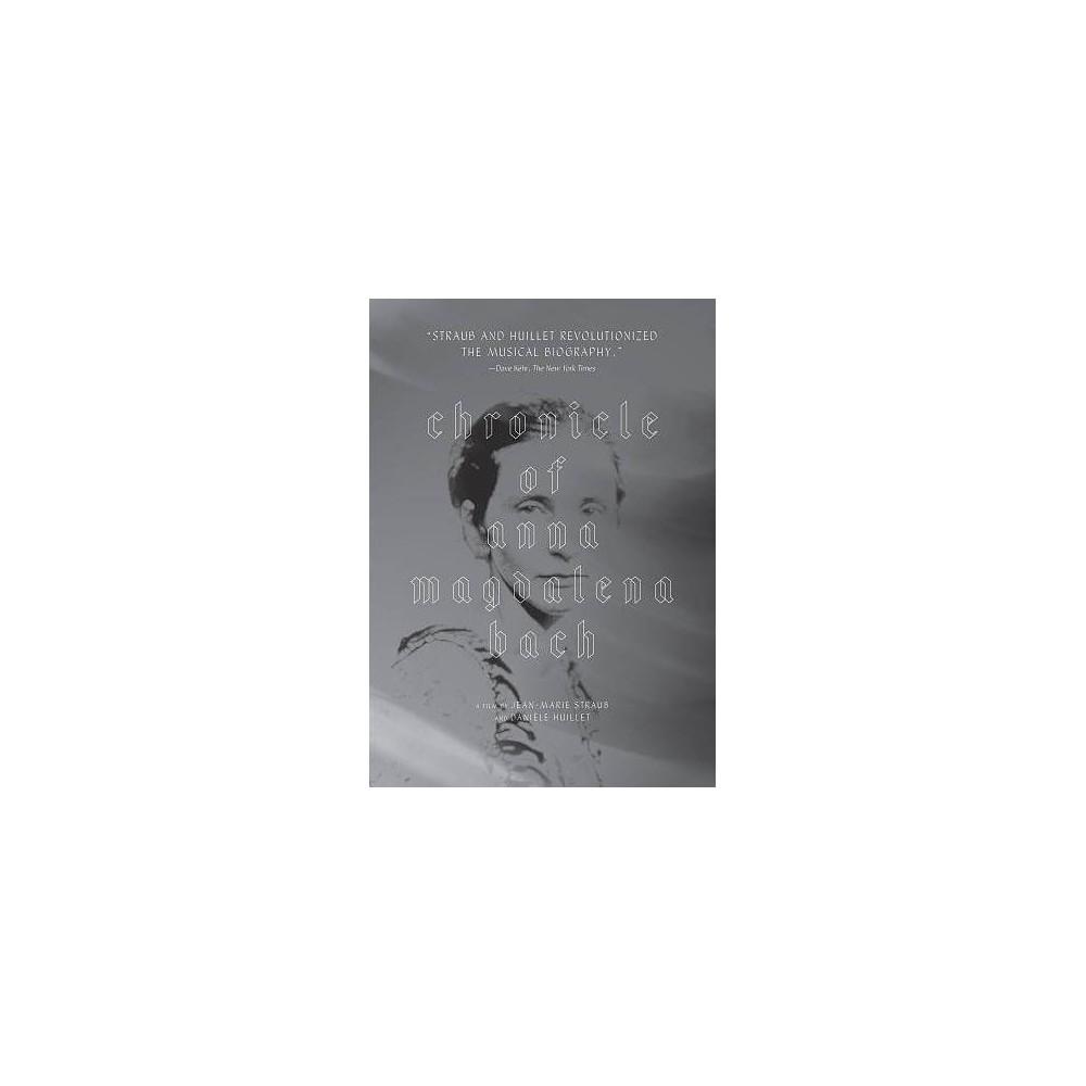 Chronicle Of Anna Magdalena Bach (Dvd)