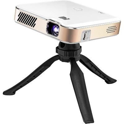"Kodak Luma 450 Portable Full HD Smart Projector - Wi-Fi, Bluetooth, HDMI & USB Compatible Mini Home Theater System Up to 150"""