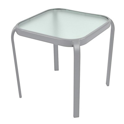 Glass Stackable Side Table - Threshold™